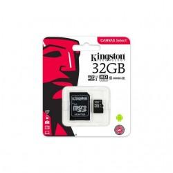 КАРТА ПАМЕТ KINGSTON 32GB,...